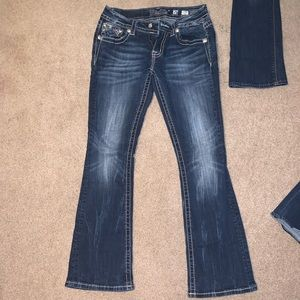 Miss me jeans signature bootcut
